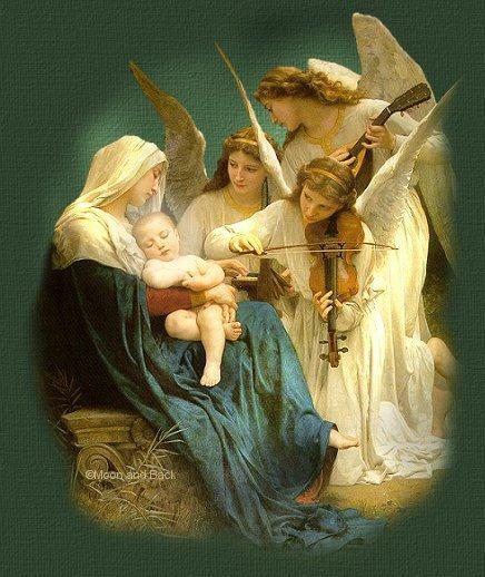 حضرت مسیح + حضرت مریم